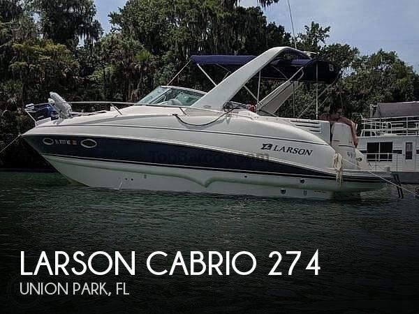моторные лодки larson